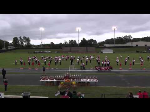 Luverne High School Band