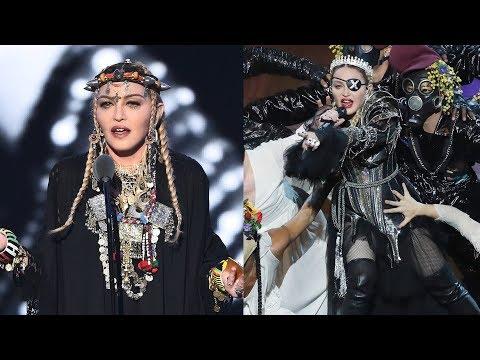 Morris Knight - Knee Injury Forces Madonna To Postpone Madame X Show