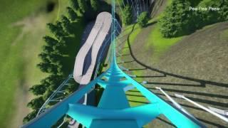 Planet Coaster: Insanity Giga Coaster