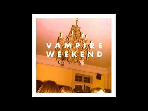 Vampire Weekend - Kids Dont Stand a Chance & Oxford Comma