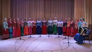 Народный самодеятельный коллектив хор народной песни Селяночка Полюбила казака