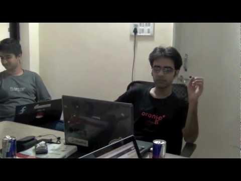 Pune Data Hacknight - Morning Update