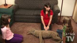 AVMA TV: CPR for Pets