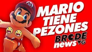 Mario tiene PEZONES