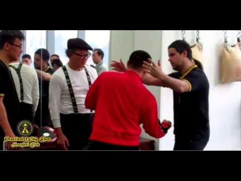 Qigong Demo by Sifu Kleber - Practical Wing Chun Shanghai Club