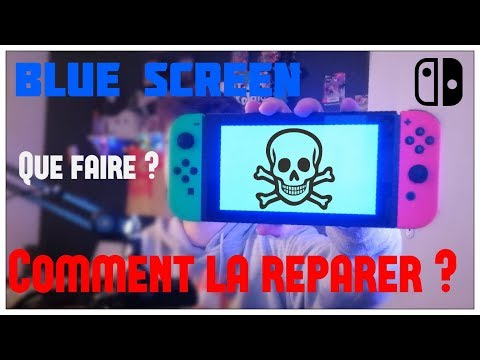 nintendo-switch-blue-screen|comment-la-reparer-?-mon-experience