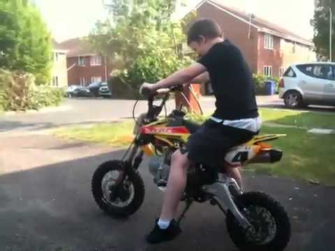 125cc Pitbike Youtube