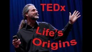 039-LevityZone: Dr. Bruce Damer's TEDx Talks: Origin of Life
