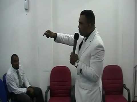 Living word outreach centre. Crying out for help. by Rev.Gabriel