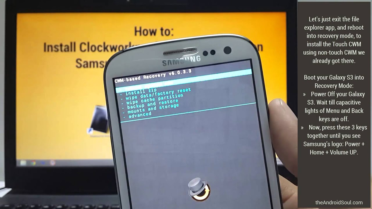 How to] Update Galaxy S I9000 to Android 4 4 KitKat with