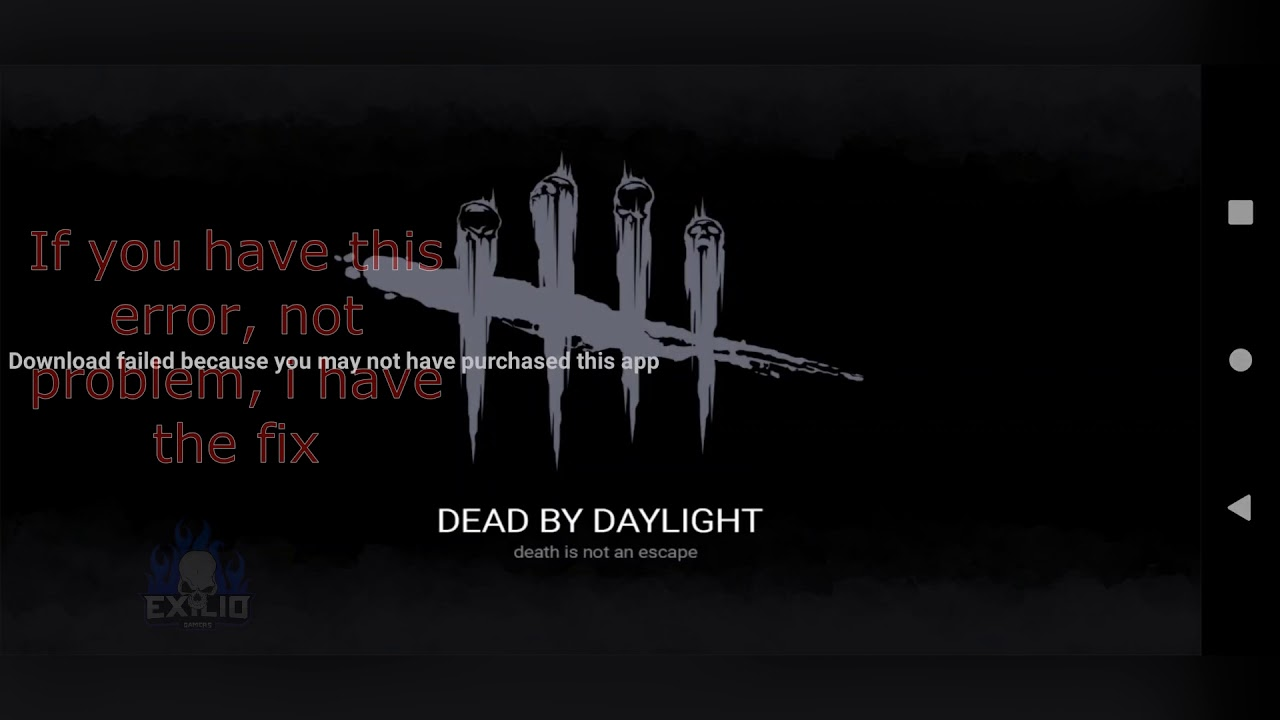 Download Dead By Daylight Mobile Beta APK+OBB File – Mobile