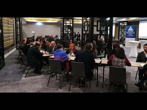 """БИФ 2019 - Модул """"Бързи бизнес срещи"""""""