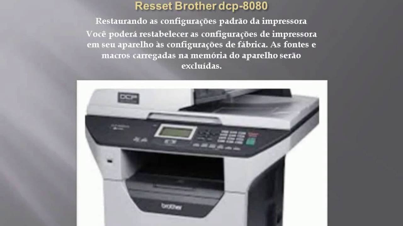 BROTHER DCP 8080 SCANNER WINDOWS 8 DRIVERS DOWNLOAD
