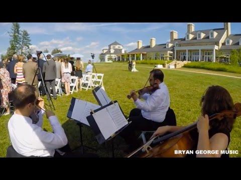 Pachelbel's Canon Wedding Processional