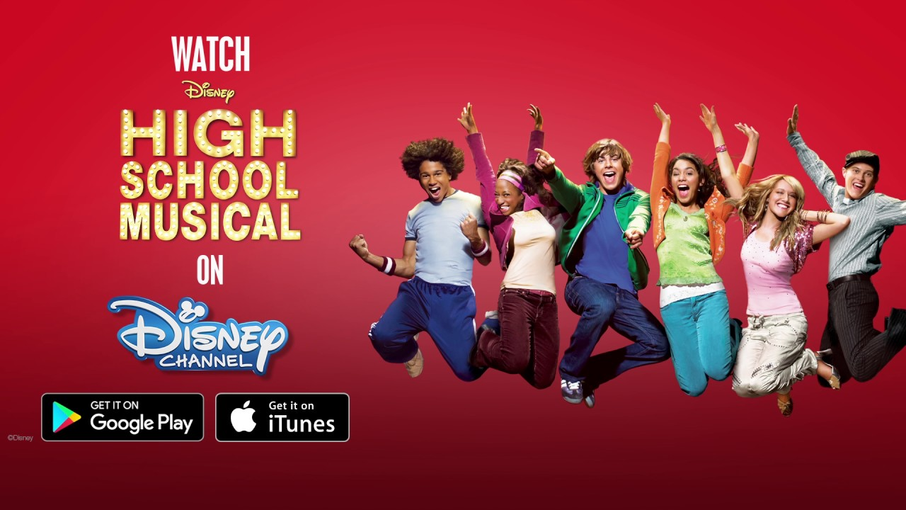 Get High School Musical on iTunes and Google Play | Disney Channel