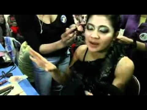 Indah Dewi Pertiwi Exclusive Video Behind The Scene - Launching Album 'Teman Ter-Indah'