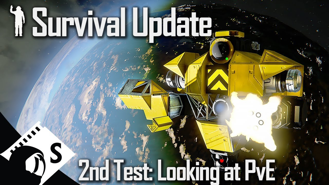 Space Engineers Survival Update - Public Test #2 NPCs and PvE