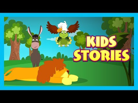 KIDS STORIES - ANIMATED STORIES FOR KIDS || COOL STORIES FOR KIDS - KIDS MORAL STORIES