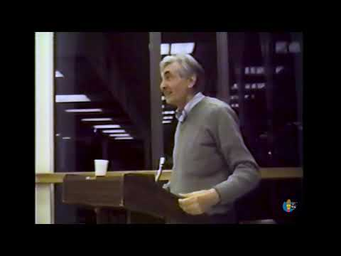 Howard Zinn - On Manifest Destiny (1990) #HowardZinnDay People's History Of The United States