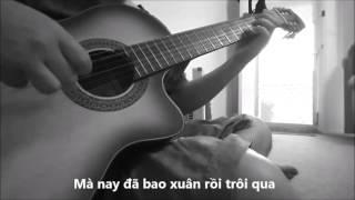 Mùa xuân của mẹ (Nhật Ngân) - Guitar solo