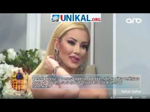 Petek Dinçöz ŞƏki İcra başçısının yalanını üzə çıxardı