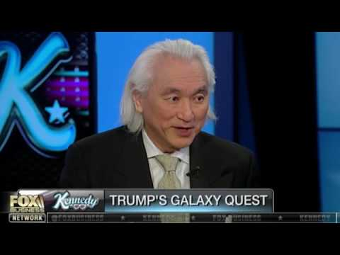 Michio Kaku - Space Exploration under President Trump