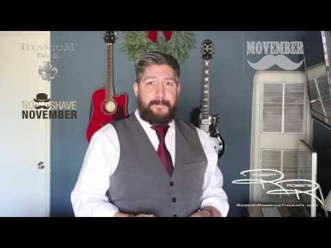 Robert Robbins Therapy Movember