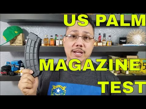 US PALM MAGAZINE TEST