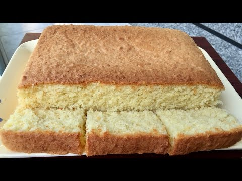 Coconut Cake   Kitchen Time With Neha