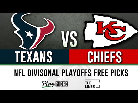 Texans vs Chiefs - Divisional Round Playoffs | NFL Sports Betting Free Picks