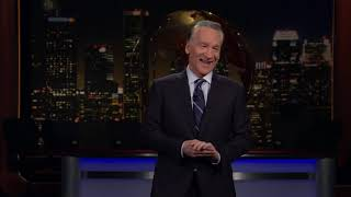 Monologue: An Otherwise Blameless Life | Real Time with Bill Maher (HBO)