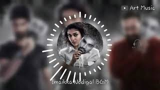 Imaikka Nodigal BGM | ART MUSIC