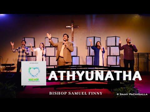 Latest Telugu Worship Song    Athyunatha    Samuel Finny    Jonah Samuel    Samy Pachigalla