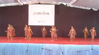 AP folk dance 3B tellapur
