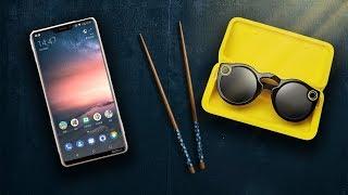 هاتف انيق ورخيص من نوكيا ونظارات جديدة من سناب شات ! #موجز_التكنولوجيا