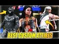 WWE 2K19 TOP 10 CUSTOM ATTIRES / UPDATED ATTIRES SHOWCASE - COMMUNITY CREATIONS #4