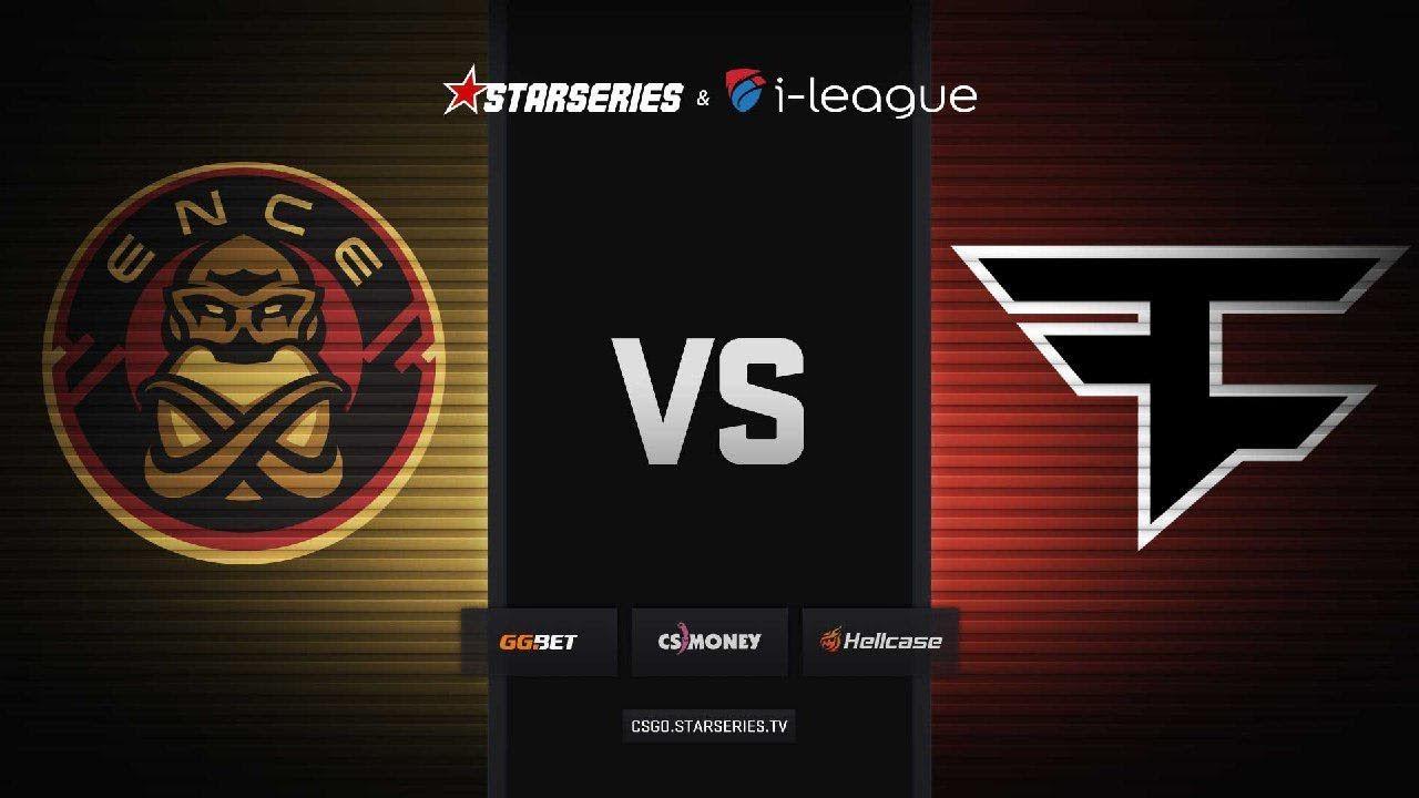 [RU] ENCE vs FaZe   Map 2 – Nuke   StarSeries i-League Season 7