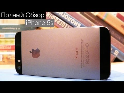 Apple IPhone 5s - Полный Обзор