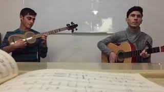 Eliekber Dumanli - Cerkezi reqsi. Gitar -Elvin Eliyev