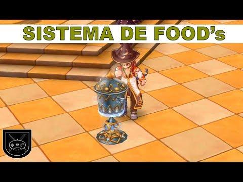 Ragnarok mobile sistema de foods youtube ragnarok mobile food system forumfinder Images