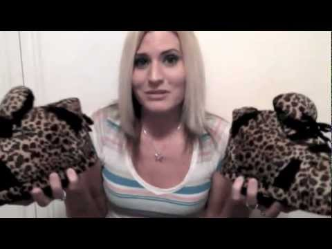 439432dfc29f Product Review  Snooki Slippers! - YouTube