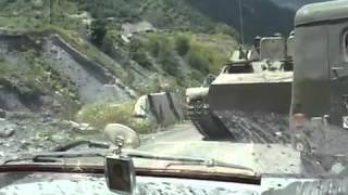 Ввод РА в Южную Осетию 8 августа 2008 года