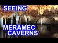 Meramec Caverns Tour On Route 66 - Jesse James Hideout - America's Cave Stanton Missouri Ozarks
