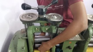 Making of Sada patti Ring by Rs Jewellery Agra..| In hindi | Full Ring In A Video Watch till the End