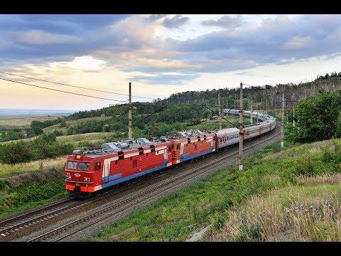 на море на поезде Москва Адлер
