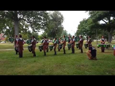 Oregon Crusaders Drumline Show Music 2016 Mp3