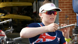 Lauren Rowles MBE looks ahead to the 2019 GB Para Trials