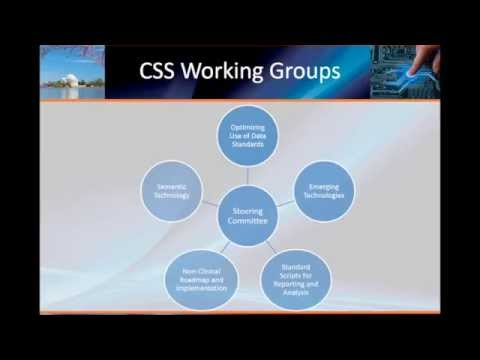 CSS Working Groups Progress Update September 11th 2014