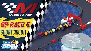 Marbula One: 2020 Short Circuit GP (S1R6) - Marble Race by Jelle's Marble Runs