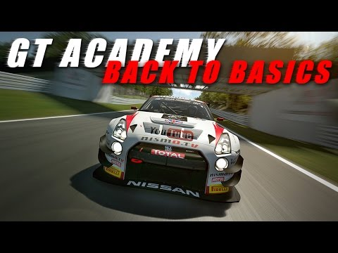 What is GT Academy? : Ep 1 GT Academy 'Back to Basics'